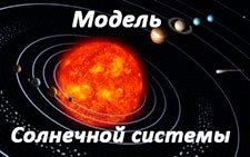 Гелиоцентрическая модель Солнечной системы