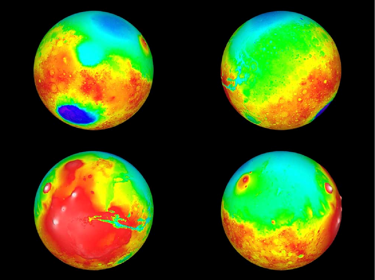 planet mars temperature - photo #44