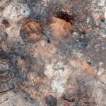 Глинистые минералы в долине Mawrth Vallis