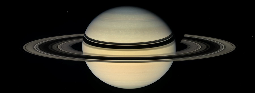 Исследование Сатурна