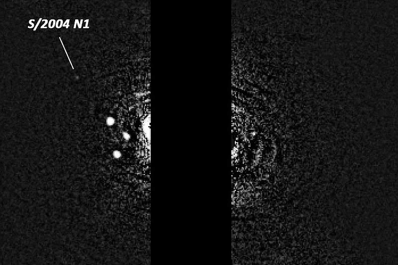 Спутник Нептуна S2004 N1