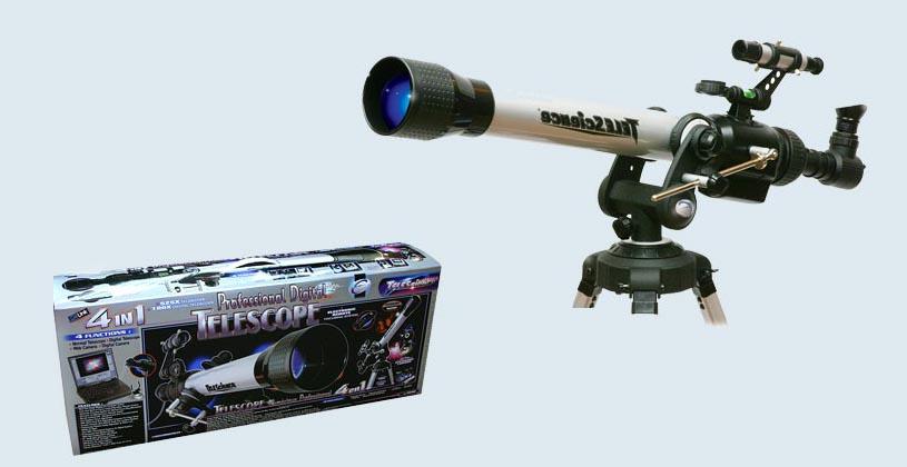Телескоп для детей - отличный подарок