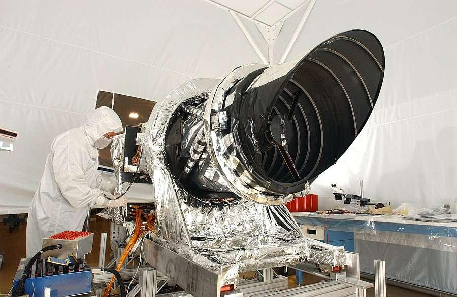 50-см телескоп HiRISE