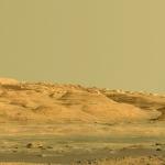 Фотография поверхности планеты с Марсохода