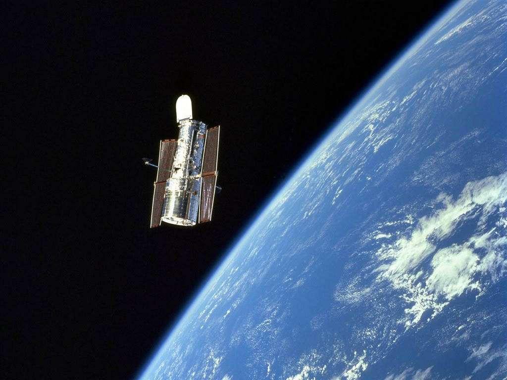 Орбитальный телескоп имени Эдвина Хаббла