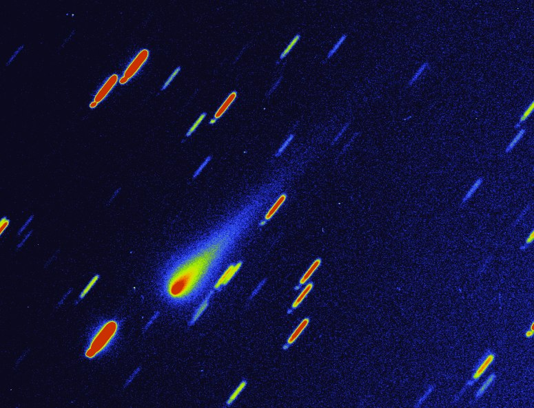 Хронология пролета кометы ISON