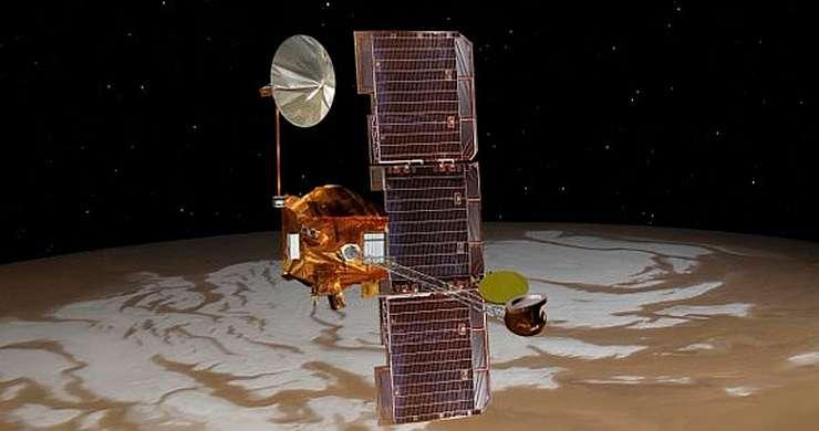 Космические аппараты изучавшие Марс