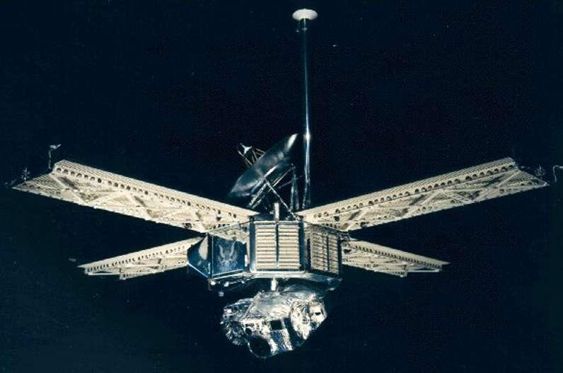 Зонд Маринер-7