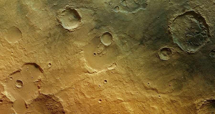 звуки планеты марс.