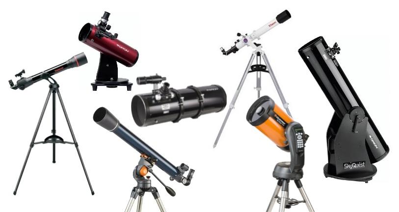 Полезные советы в выборе телескопа
