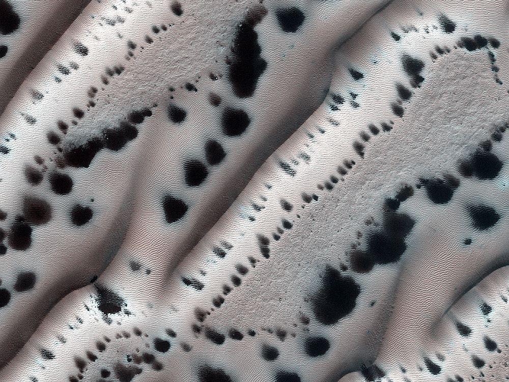 Темные дюны