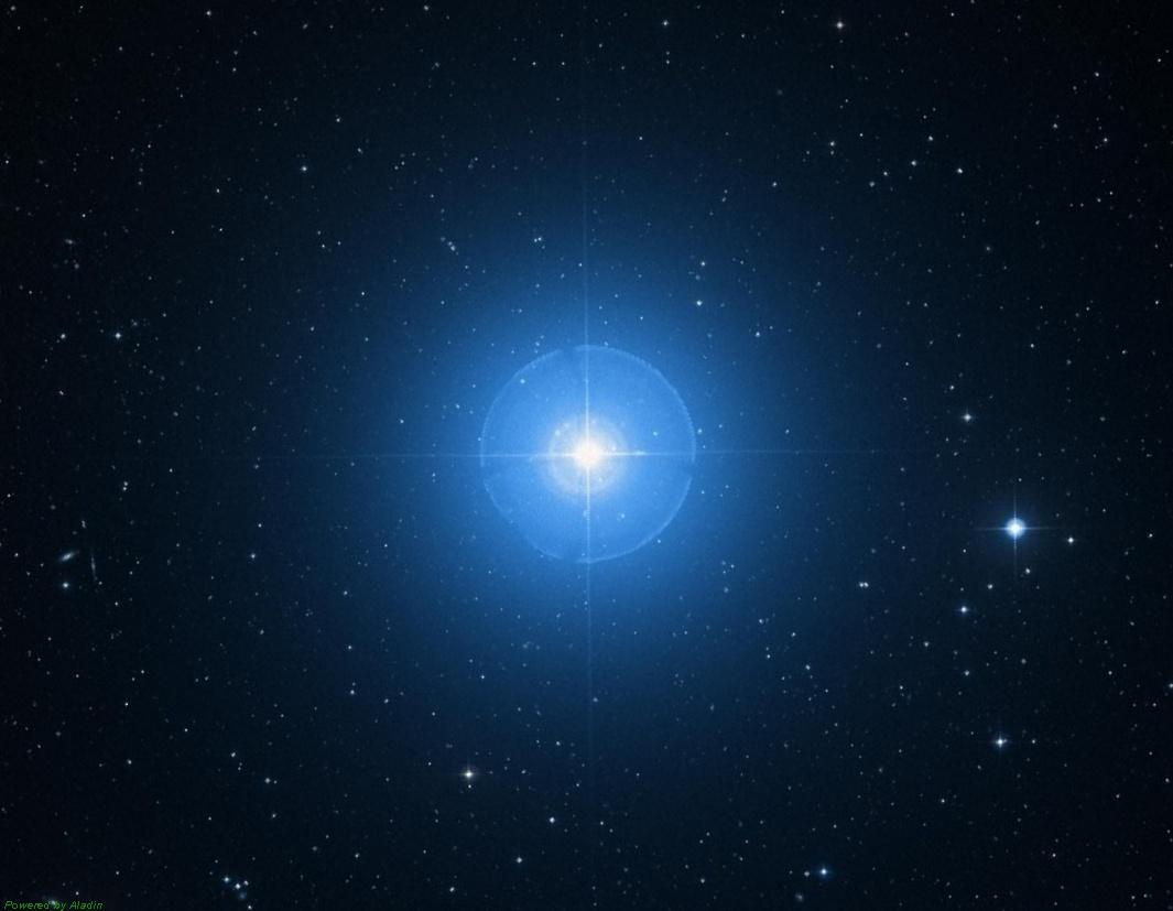 Звезда Альферац
