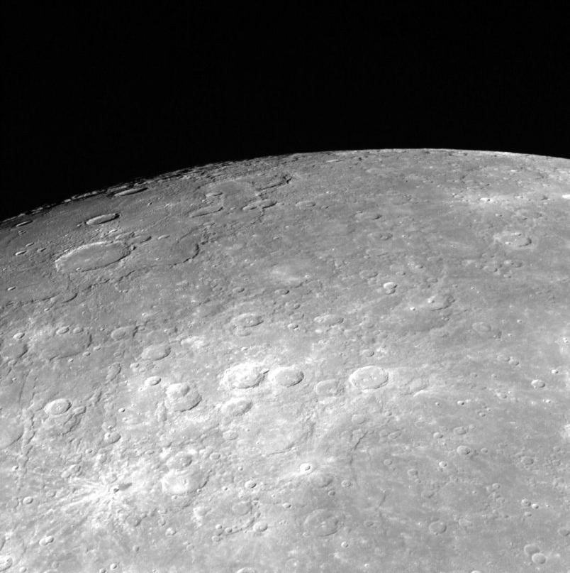 Лимб Меркурия