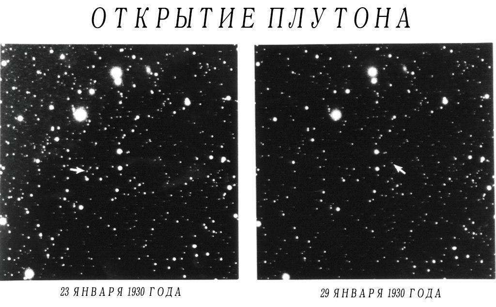 Открытие Плутона