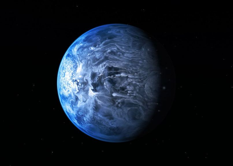 Экзопланеты пригодные для жизни