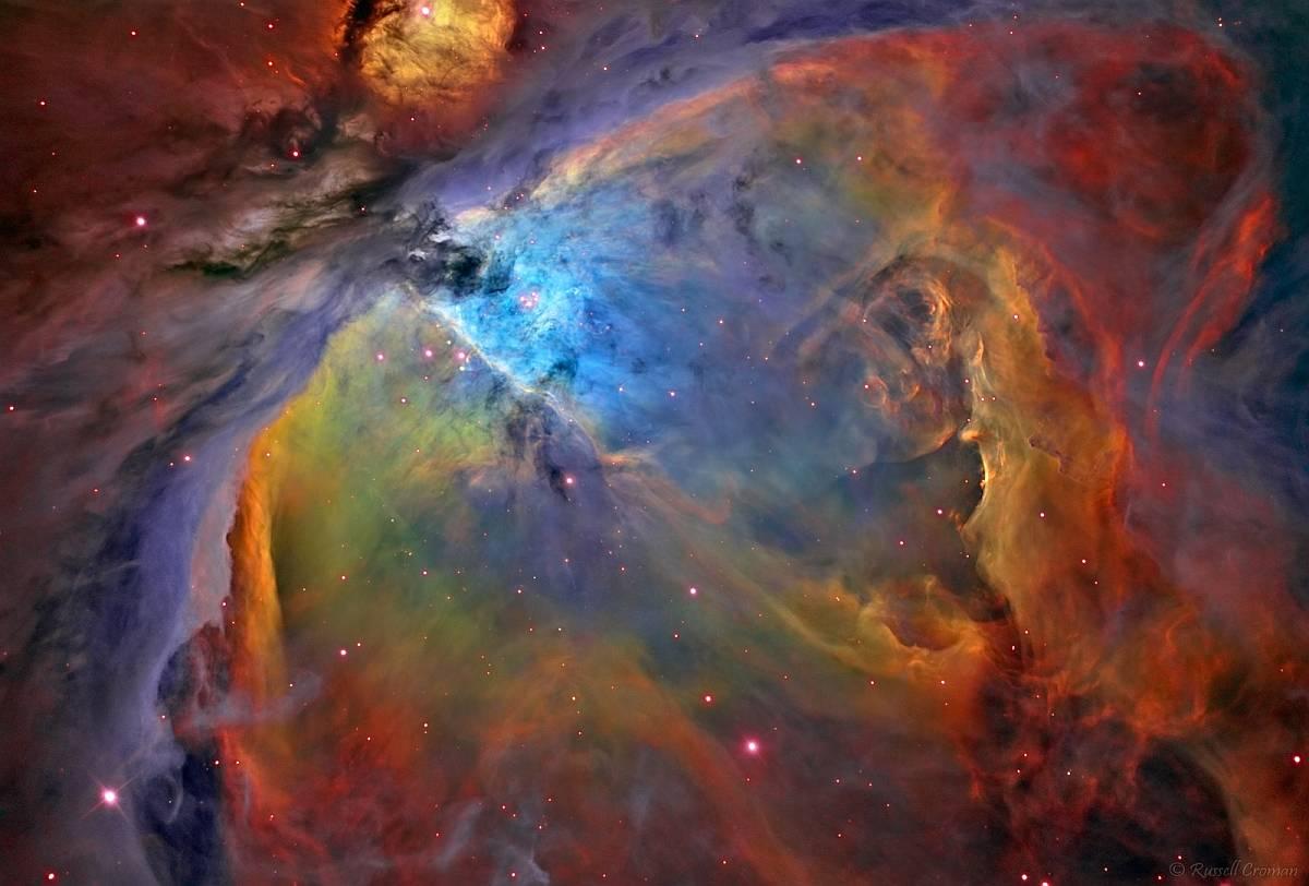 Туманность M42