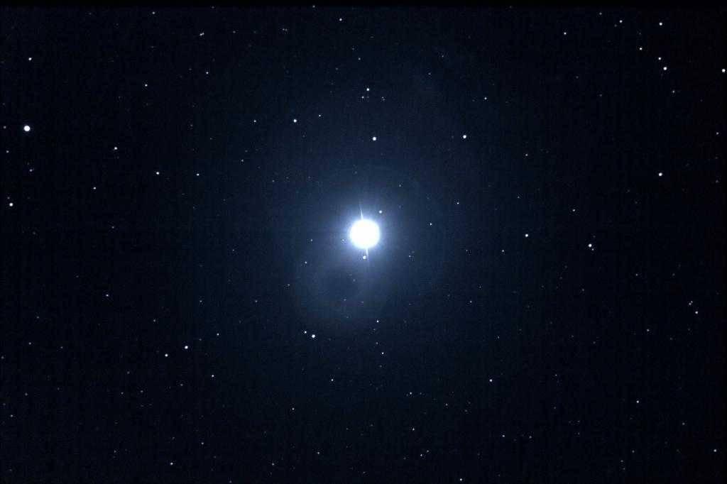 Вега из созвездия Лиры