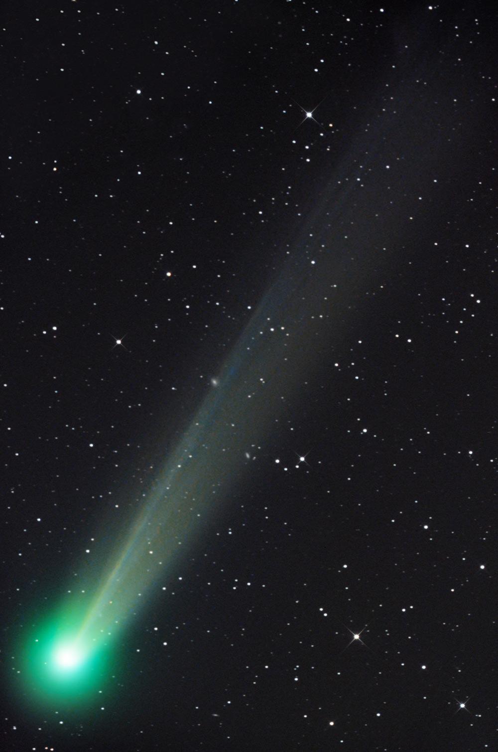 Комета C/2013R1 (Lovejoy)