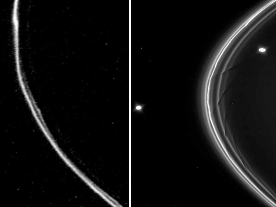 Кольцо Сатурна F