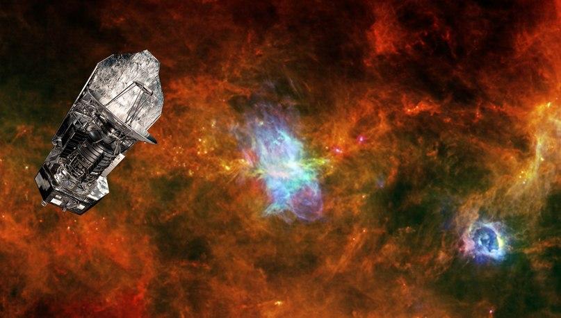 Космическая обсерватория Гершель
