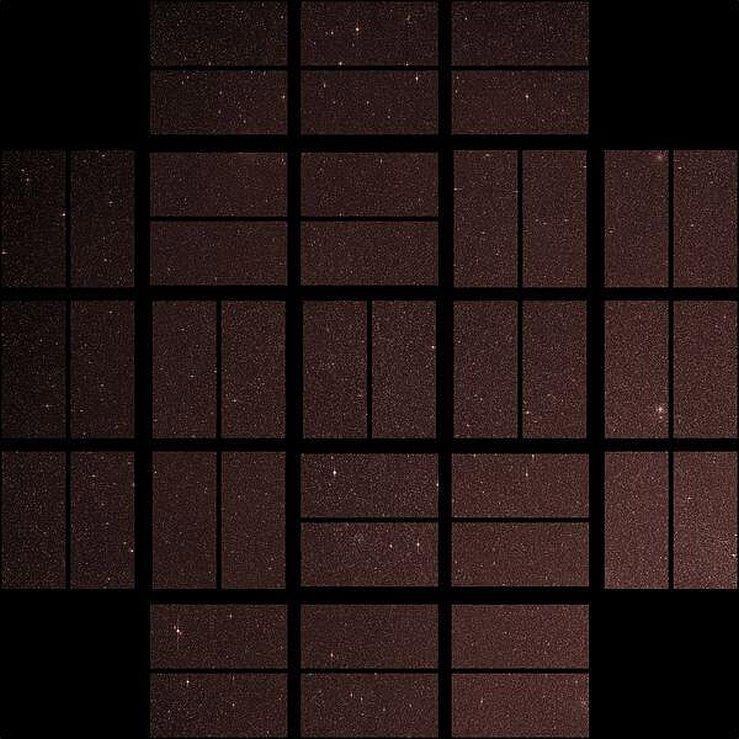 Рабочее поле зрения телескопа