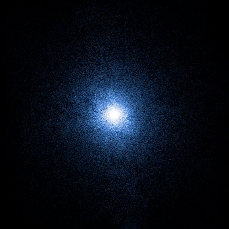 Рентгеновский снимок Лебедь X-1