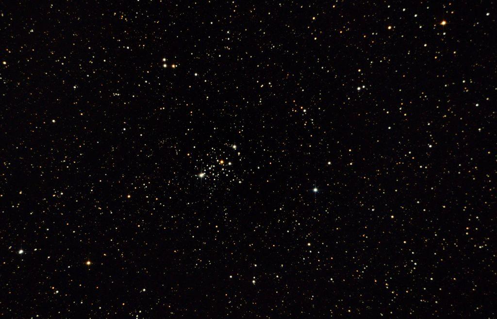 Скопление M103 или NGC 581