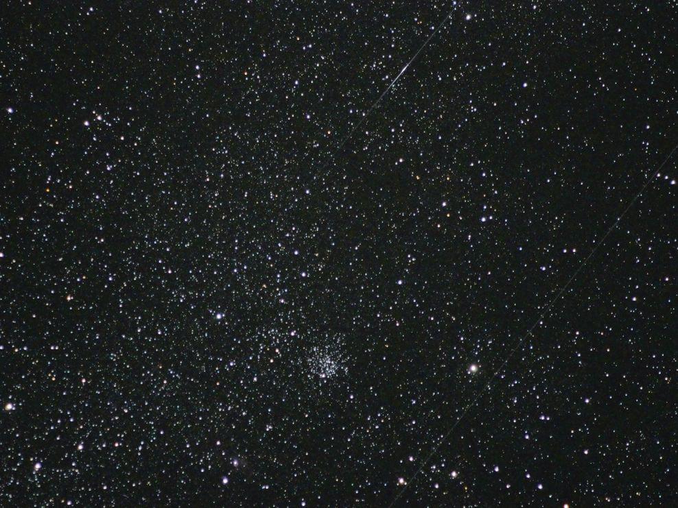 Скопление М52