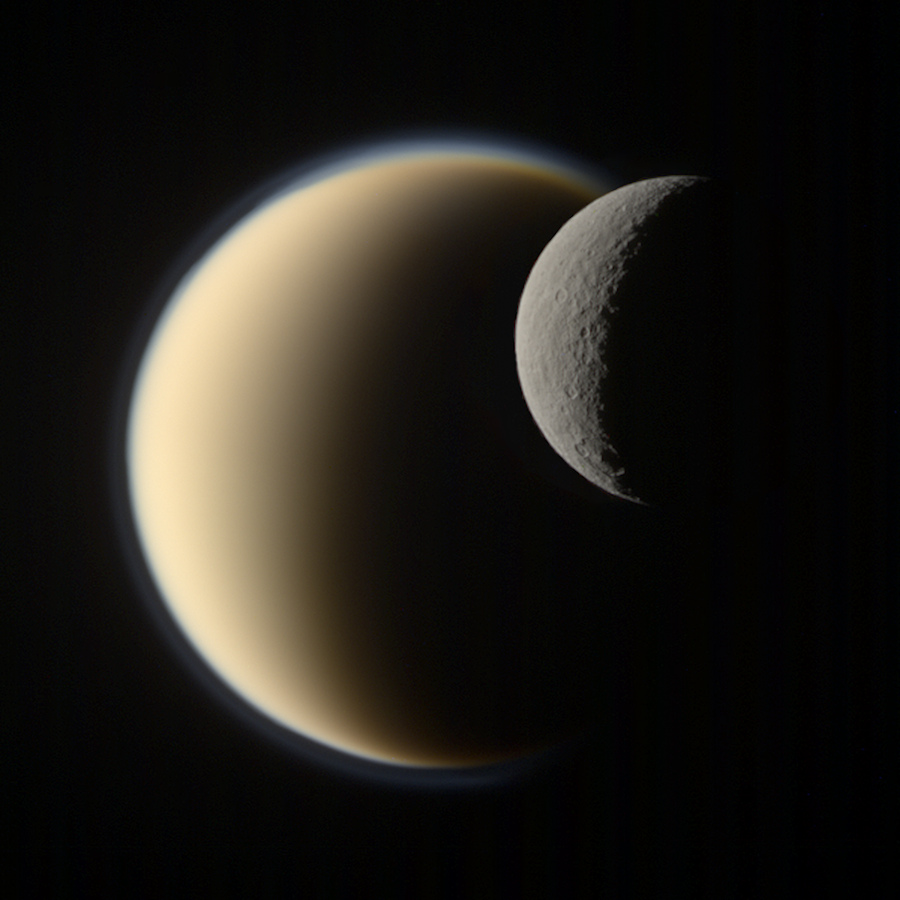 Титан и Рея