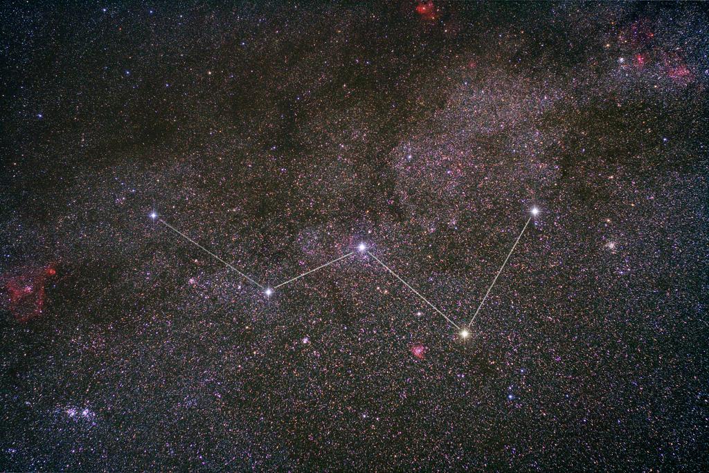 W-астеризм