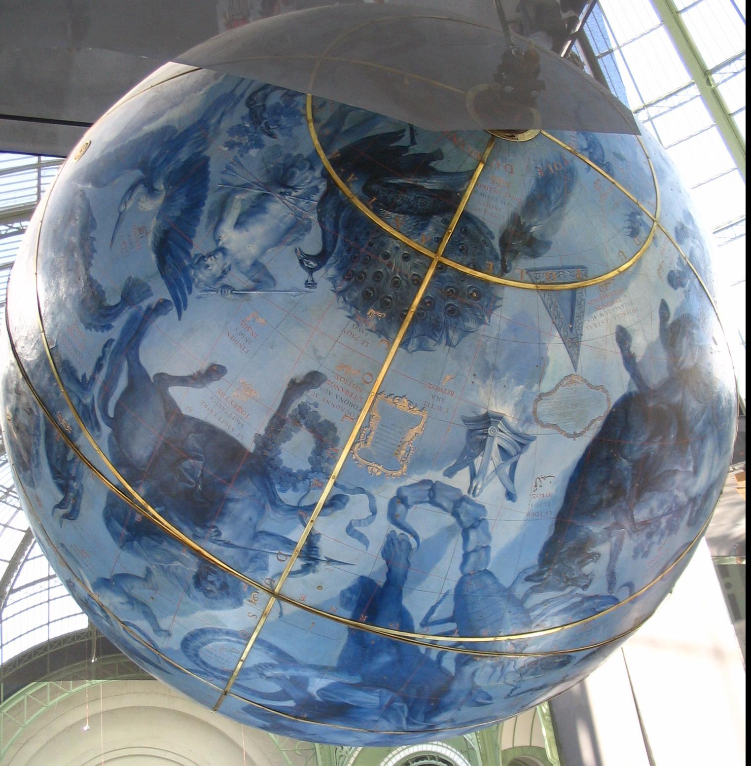 Глобус Vincenzo Maria Coronelli