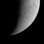 Меркурий, снимок космического аппарата MESSENGER
