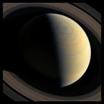 Сатурн, снимок Кассини в 2013 году