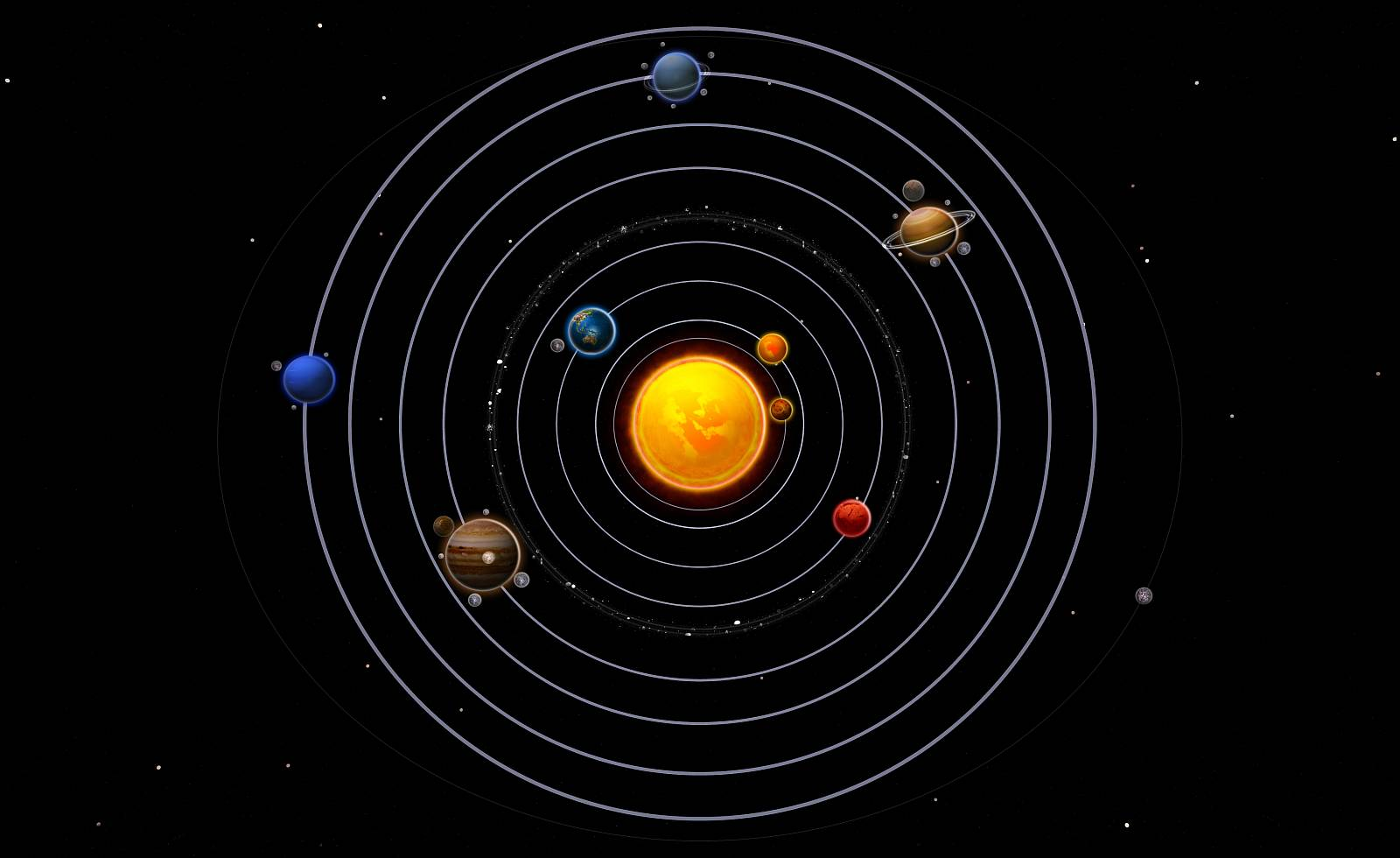 an analysis of the planets in the solar system A brief introduction to the 8 planets in our solar system main page feedback the author news search the planets mercury venus earth.