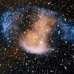 Планетарная туманность MWP1