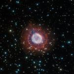 Планетарная туманность NGC2438
