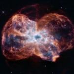 Планетарная туманность NGC_2440