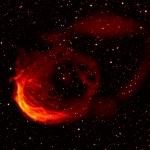Планетарная туманность Sharpless 2-188
