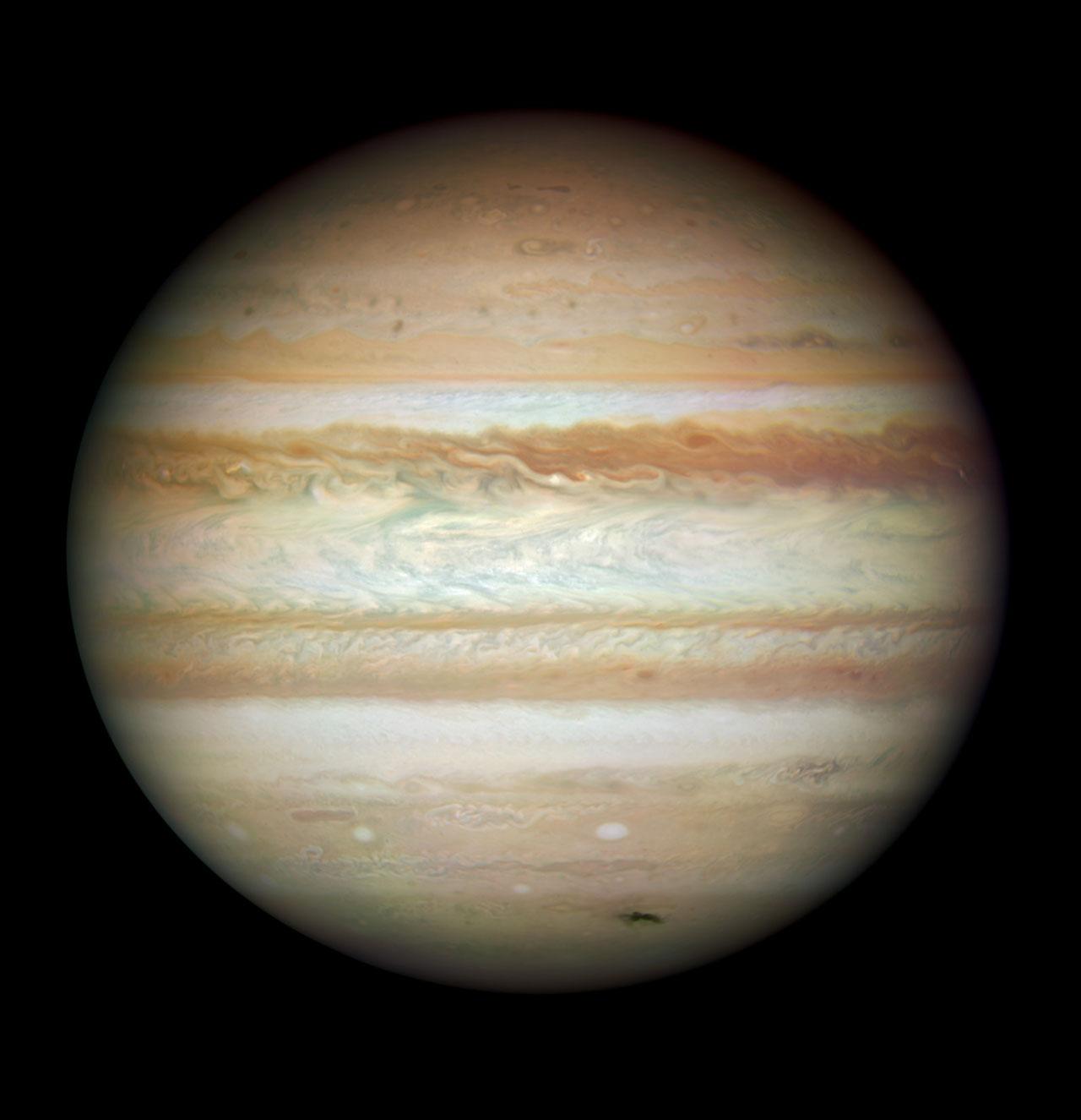 Юпитер расстояние 600 млн. км. от Земли