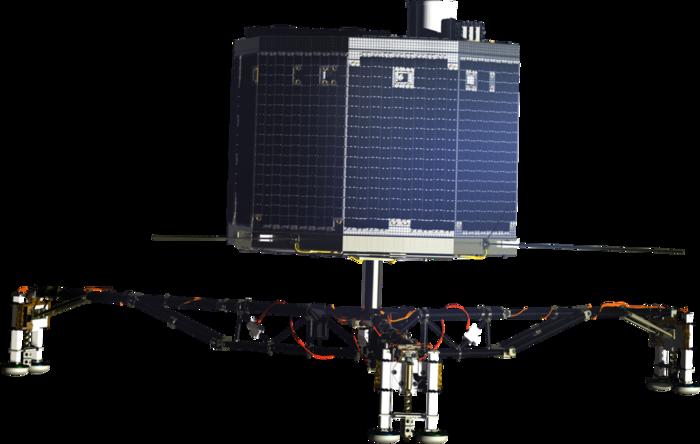 Посадочный модуль Philae