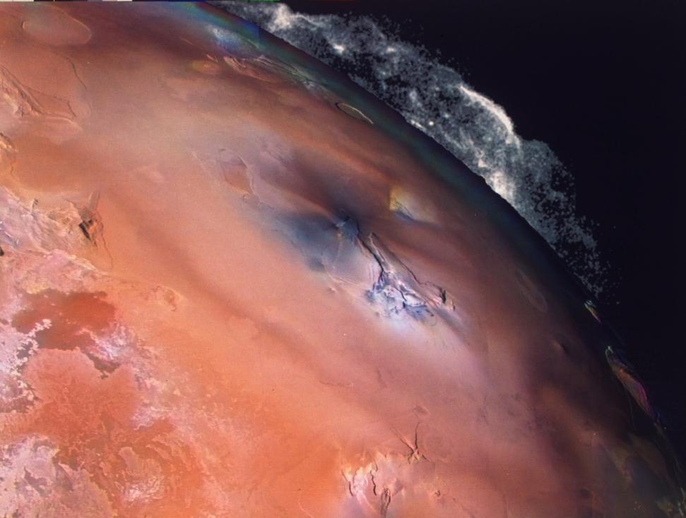 Извержение вулкана Пеле