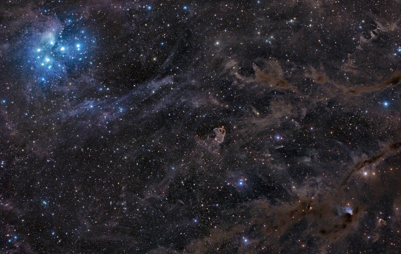 Жемчужины звездного неба