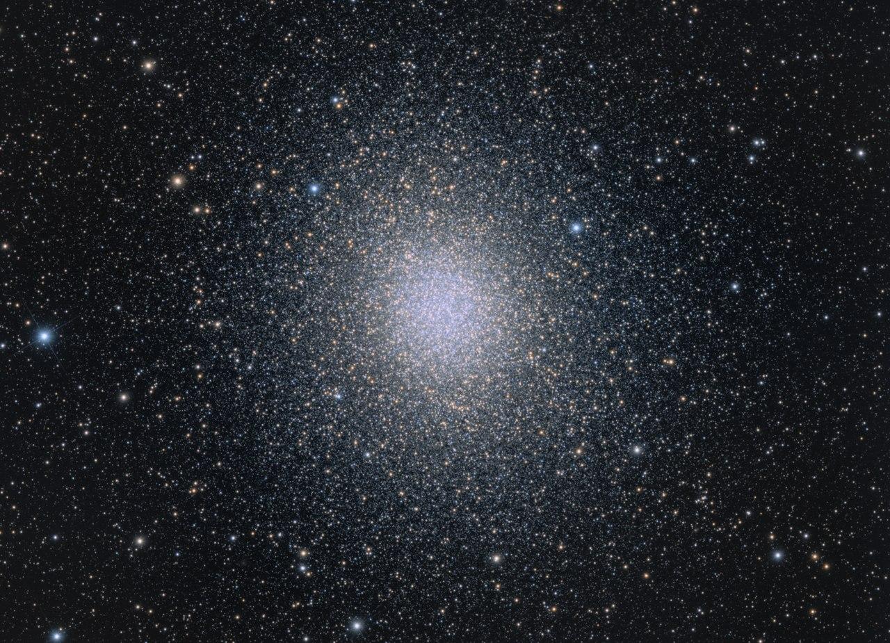 Шаровое скопление омега Центавра или NGC 5139