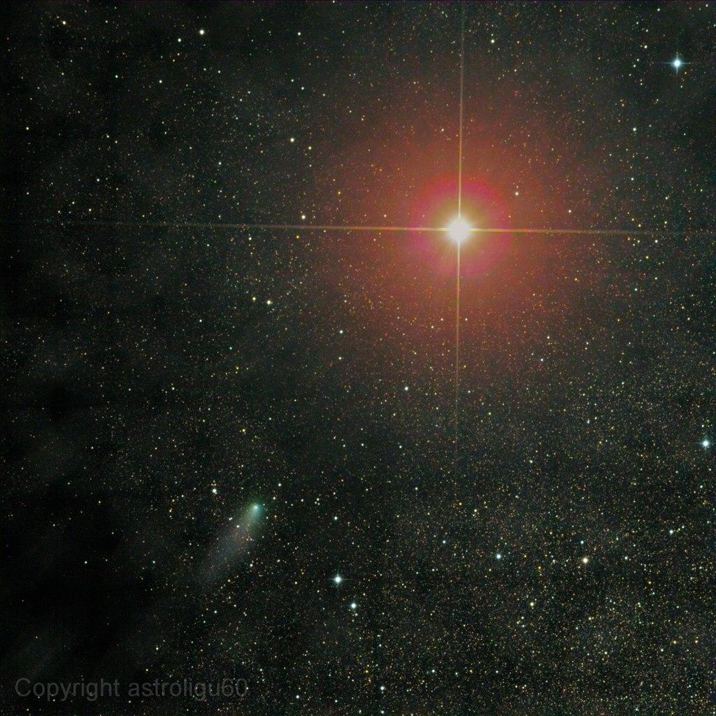 Трансляция пролета кометы Сайдинг Спринг вблизи Марса