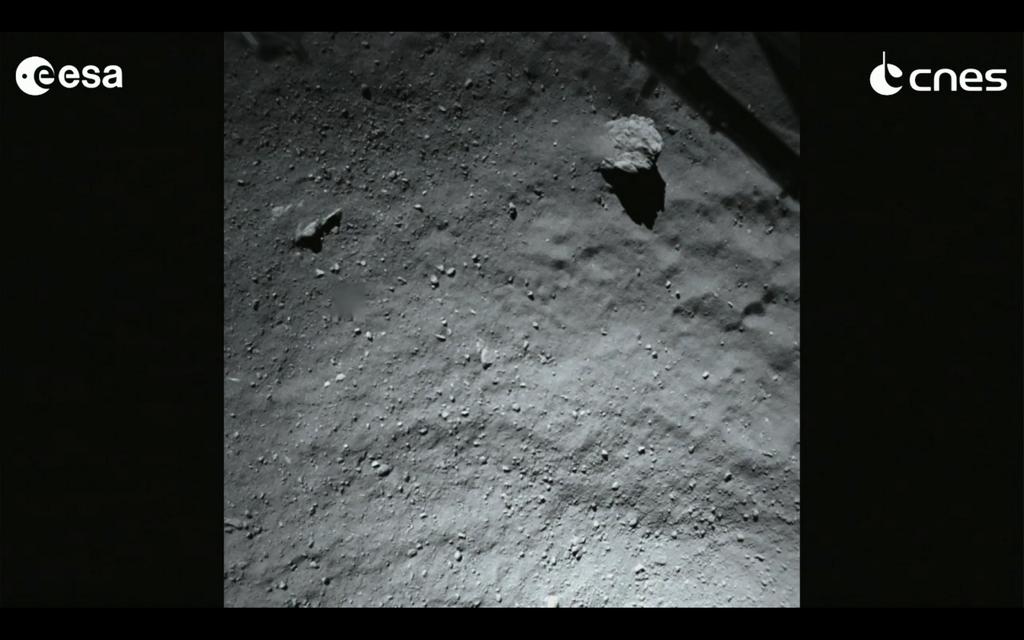 B2Qm2SoCYAIOExU - Посадка на комету Чурюмова-Герасименко