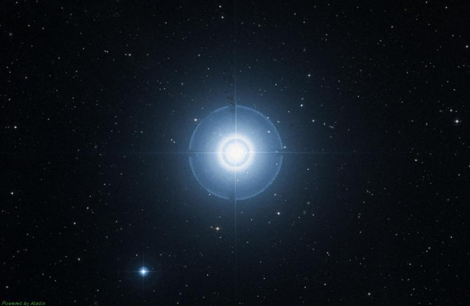 Звезда Бета Пегаса