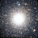 NGC 6388 — шаровое скопление в созвездии Скорпион