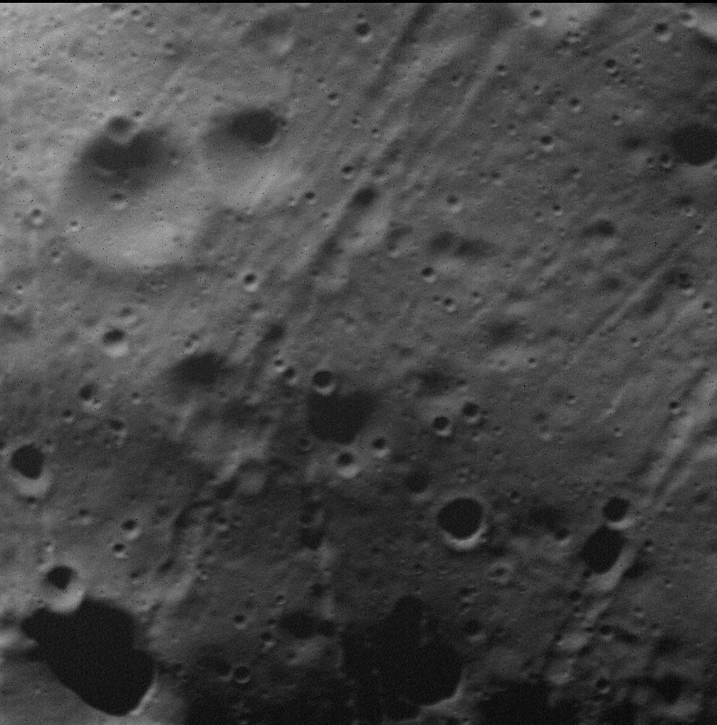 Поверхность спутника Марса Фобоса
