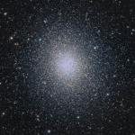 Шаровое скопление Омега Центавра, NGC 5139, автор снимка Raymond Collecutt