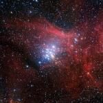 Скопление NGC 3293